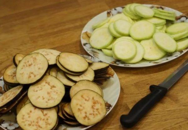Овочеве рагу рецепт