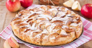 Шарлотка с яблоками в духовке — 6 простых и вкусных рецептов