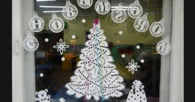 Украшения офиса на Новый год 2018 своими руками— интересные идеи для украшения