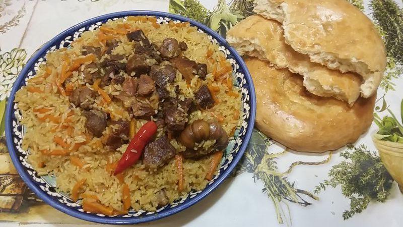 вкусный плов по-узбекски