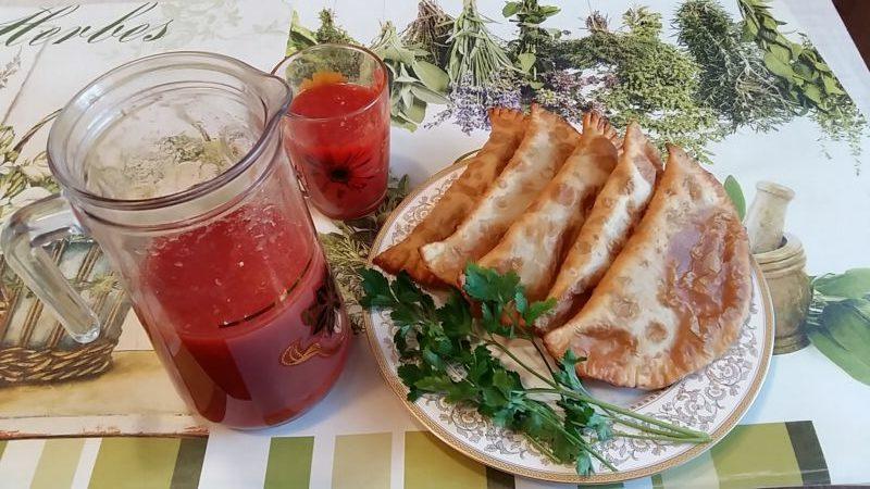 Тесто на чебуреки рецепт классический пошаговый