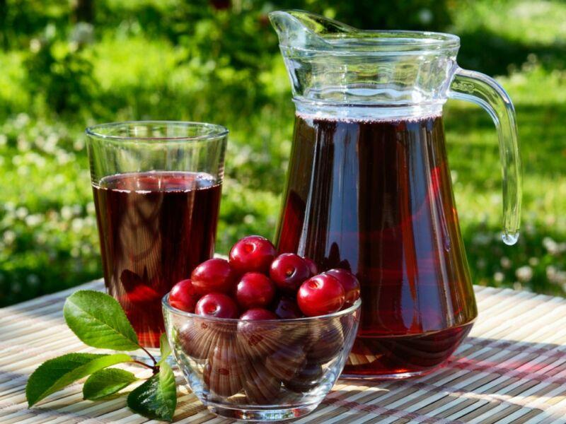 Вишневая наливка без водки в домашних условиях — пошаговый рецепт приготовления