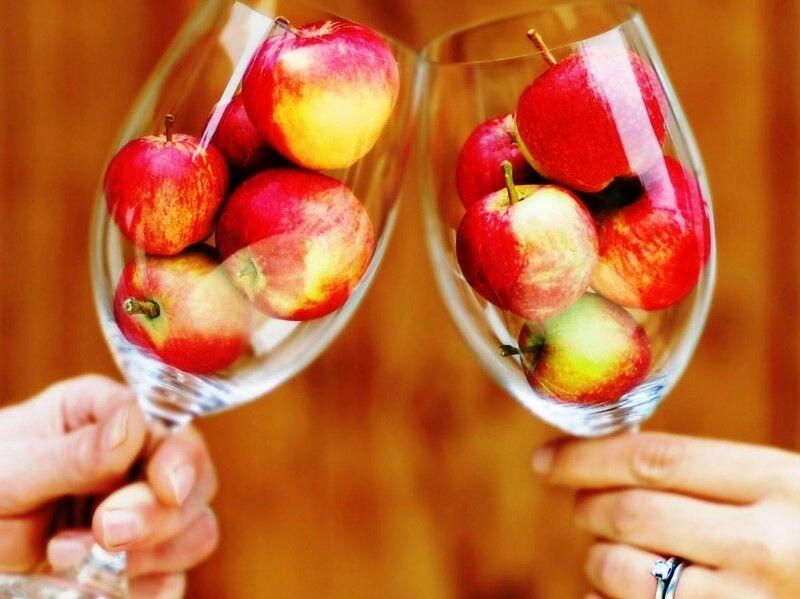 Вино из яблок в домашних условиях — простые пошаговые рецепты яблочного вина