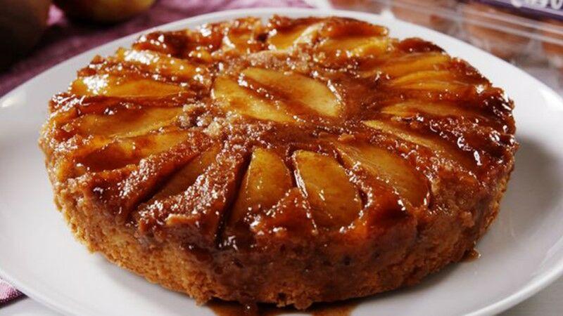 Яблочный пирог на кефире — вкуснее шарлотки, а готовить легче