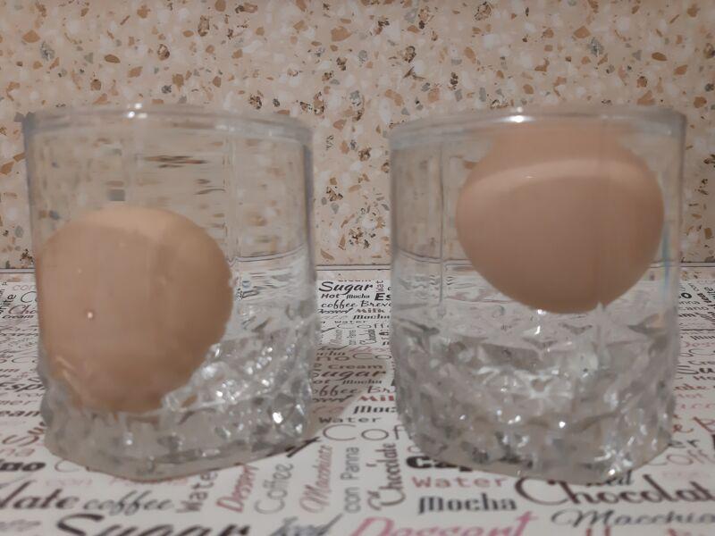 Расскажу, как моментально можно определить свежесть куриного яйца, прежде чем его варить