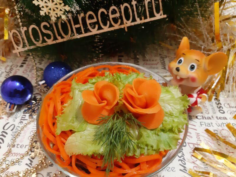 Салат на Новый 2020 Год (Крысы), который сметут со стола первым