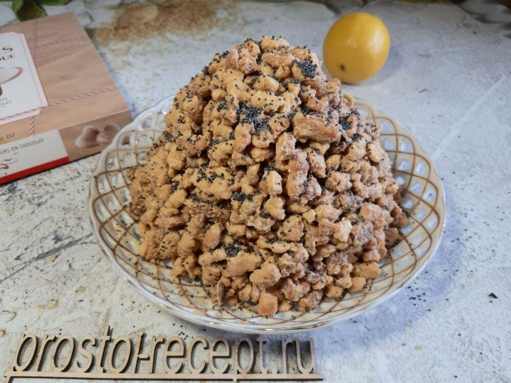 Торт Муравейник — 3 рецепта Муравейника в домашних условиях